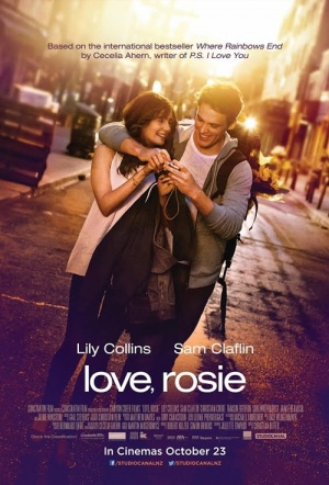 Love, Rosie Film Poster