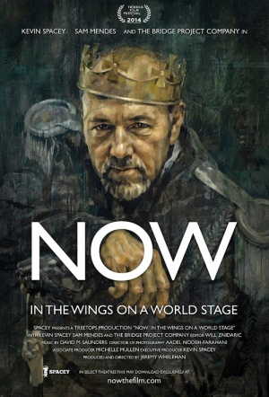 NOW: In the Wings on a World Stage Film Poster