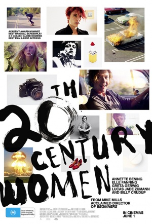 20th Century Women Film Poster