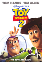 Toy Story 2 Film Poster