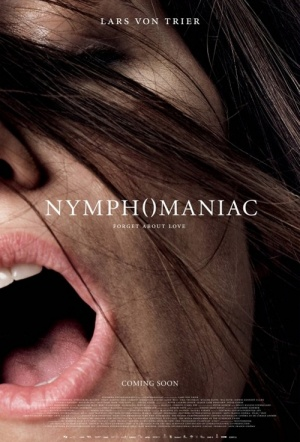 Nymphomaniac: Volume I Film Poster