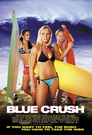 Blue Crush Film Poster