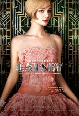 The Great Gatsby Film Poster