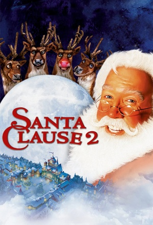The Santa Clause 2 Film Poster