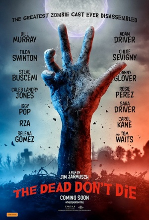 The Dead Don't Die Film Poster