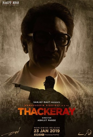 Thackeray Film Poster