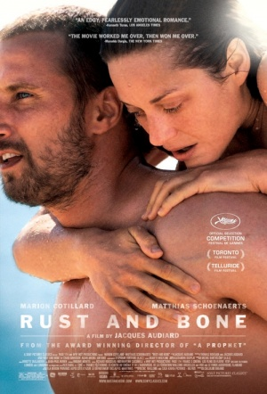 Rust and Bone Film Poster