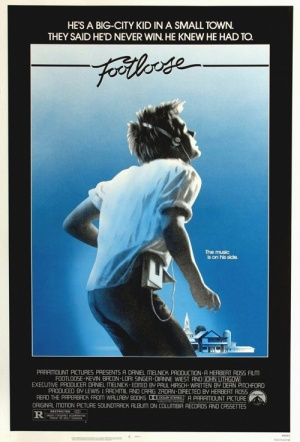Footloose (1984) Film Poster