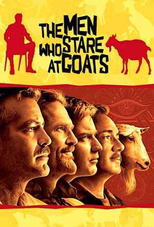 The Men Who Stare at Goats Film Poster