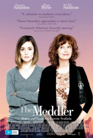 The Meddler Film Poster
