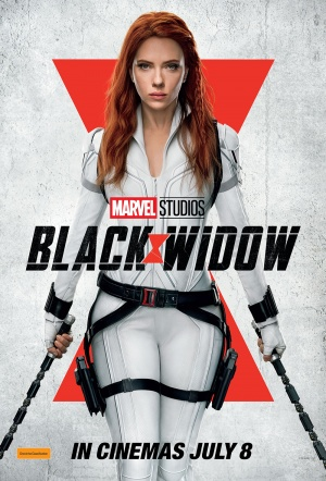Black Widow Film Poster