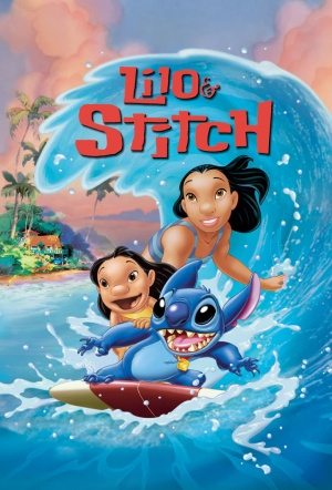 Lilo and Stitch Film Poster