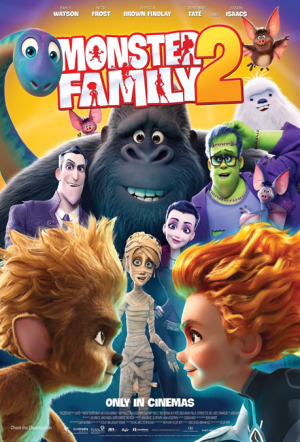 Monster Family 2