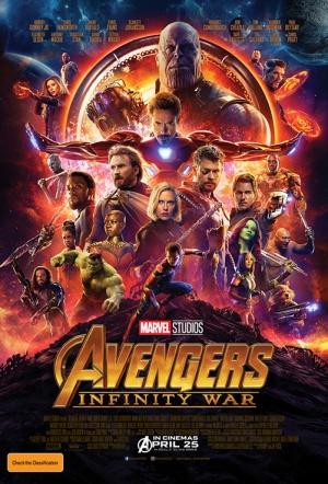 Avengers: Infinity War - Movie times, release date ...