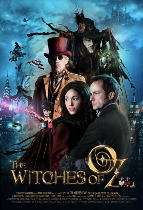 Witches of Oz: Season 1 Film Poster