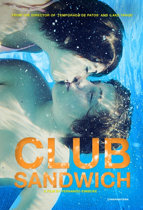 Club Sándwich Film Poster