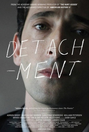 Detachment Film Poster