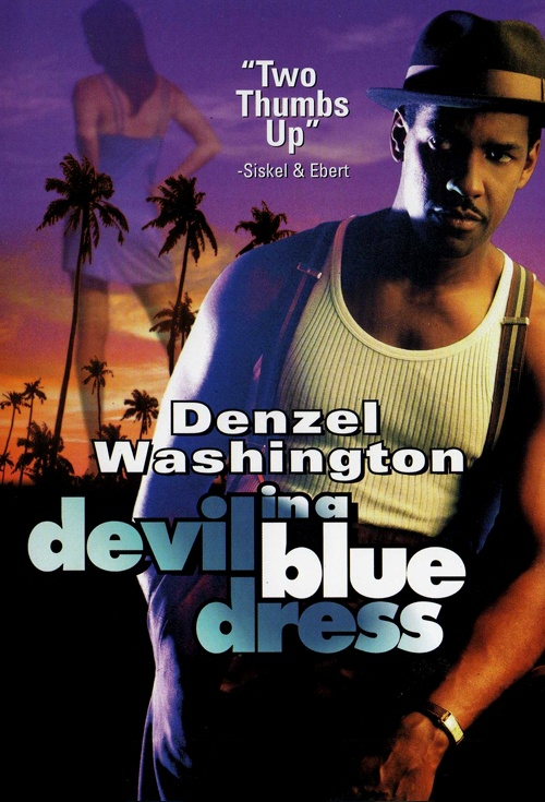 Devil in a Blue Dress Film Poster