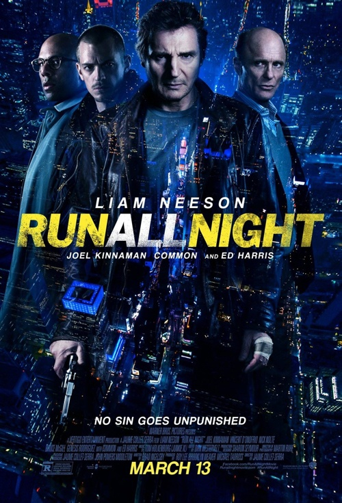 Run All Night Film Poster