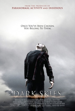 Dark Skies Film Poster