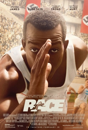 Race Film Poster