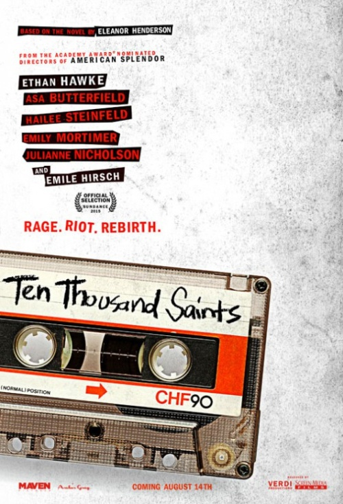 10,000 Saints Film Poster