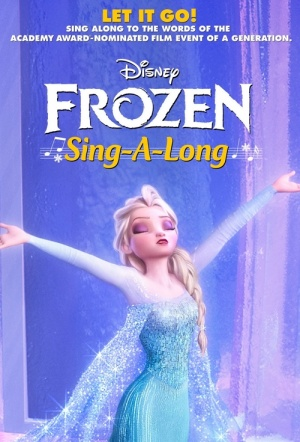 Frozen: Sing-A-Long Film Poster