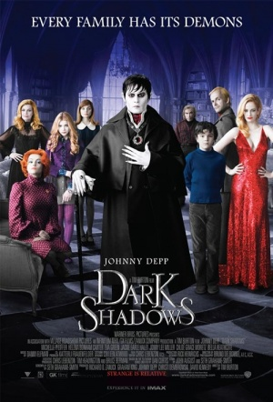 Dark Shadows Film Poster