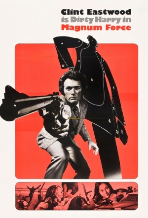 Magnum Force Film Poster