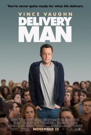 Delivery Man Film Poster