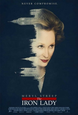 The Iron Lady Film Poster
