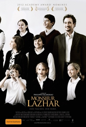 Monsieur Lazhar Film Poster