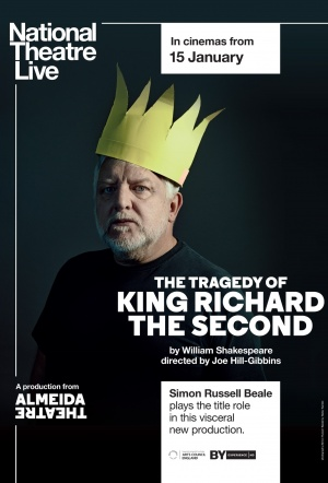 NT Live: The Tragedy of King Richard the Second Film Poster