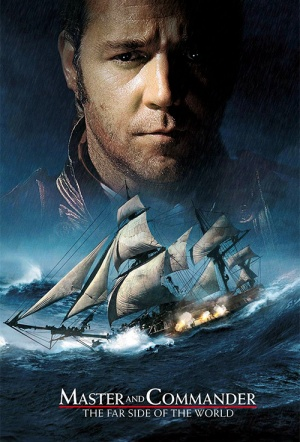 Master and Commander: The Far Side of the World Film Poster