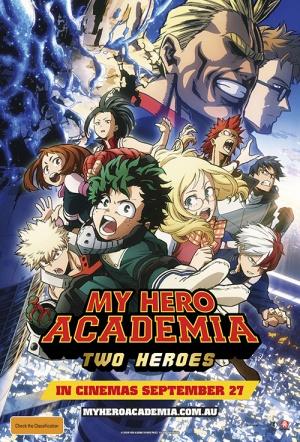 My Hero Academia: The Two Heroes (English dub)