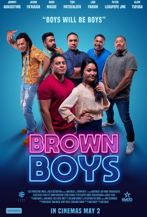 Brown Boys Film Poster