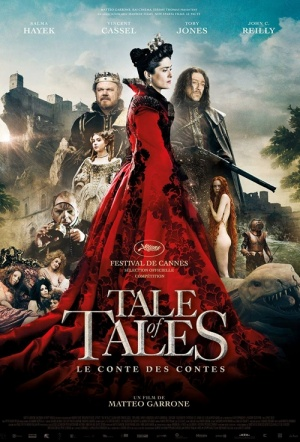 Tale of Tales Film Poster
