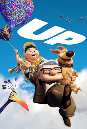 Up 3D Film Poster