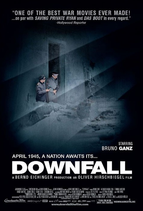 Downfall Film Poster