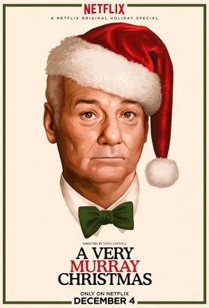 A Very Murray Christmas Film Poster