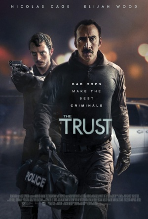 The Trust Film Poster