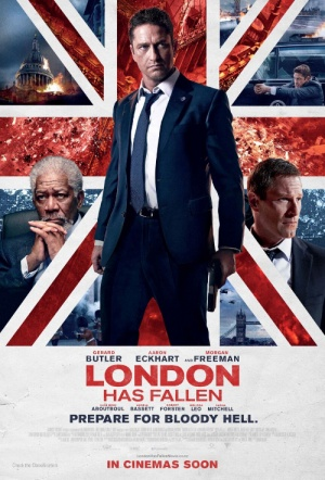 London Has Fallen Film Poster
