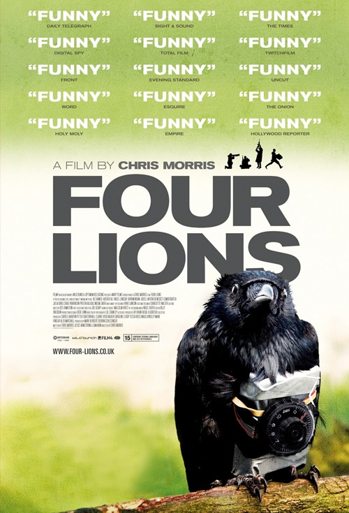 Four Lions Film Poster