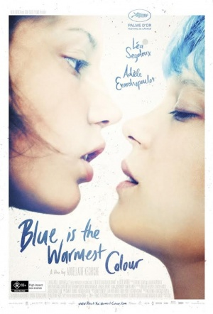 Blue Is the Warmest Colour Film Poster