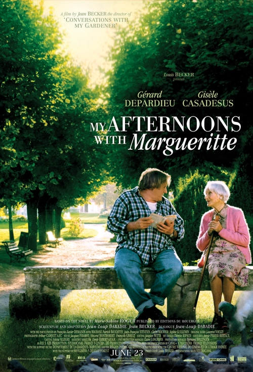 My Afternoons with Margueritte | Where to watch streaming ...