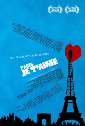 Paris, Je T'aime Film Poster