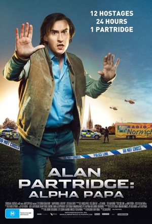 Alan Partridge: Alpha Papa Film Poster