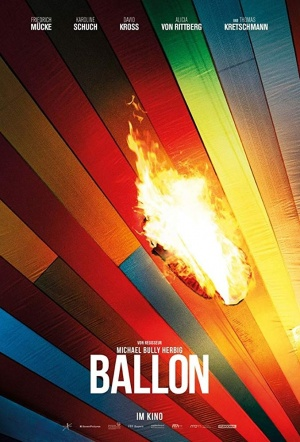 Balloon Film Poster