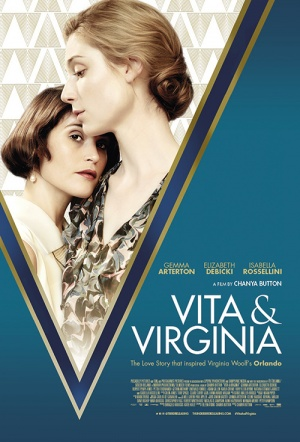 Vita and Virginia Film Poster