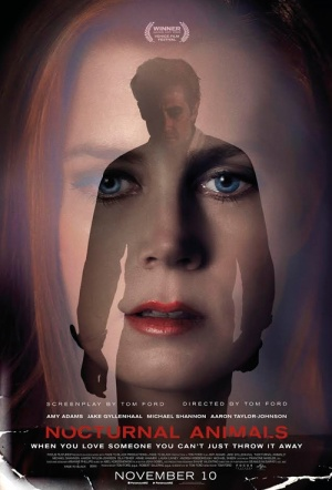 Nocturnal Animals Film Poster